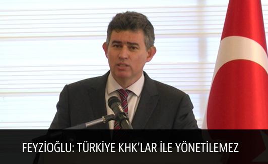 TBB Başkanı Av. Prof. Dr. Metin Feyzioğlu'nun