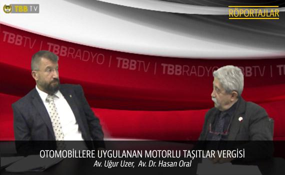 OTOMOBİLLERE UYGULANAN MOTORLU TAŞITLAR VERGİSİ | Av. Uğur Uzer,  Av. Dr. Hasan Oral